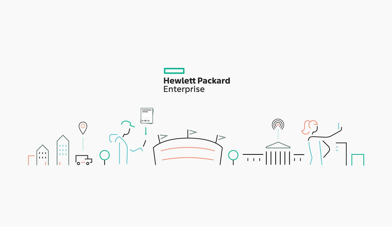 Hewlett Packard Enterprise - Intelligent Venues