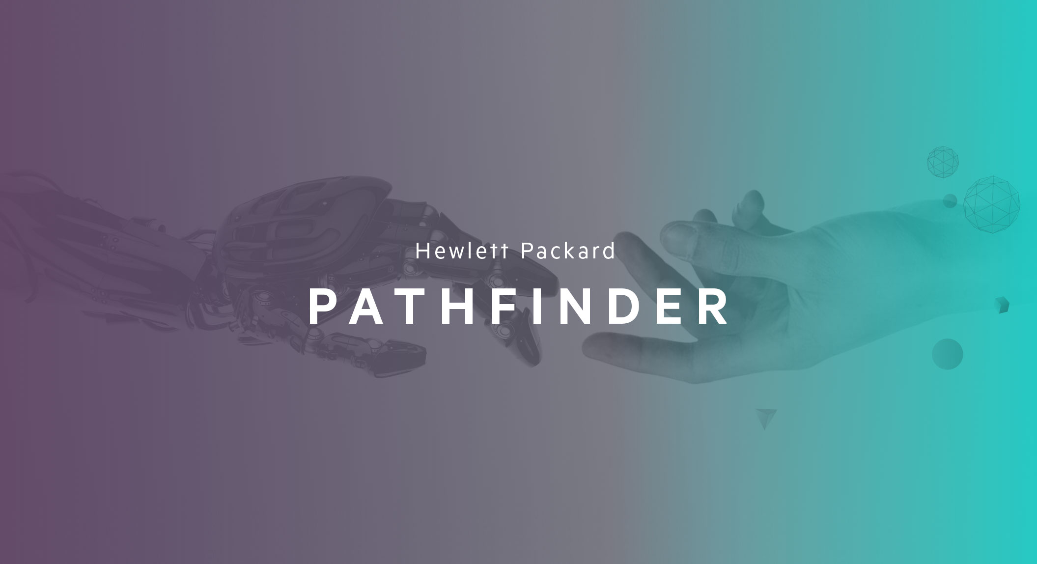 Hewlett Packard - Pathfinder