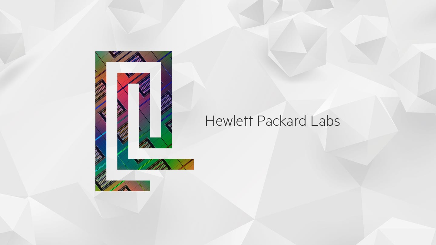 Hewlett Packard - Labs